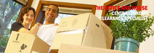 The office and house central london clearance specialist